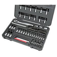 Craftsman 82 Pc Socket & Bit Set Kit, Security, Torx, Hex