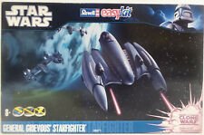 STAR WARS : GENERAL GRIEVOUS' STARFIGHTER MODEL KIT MADE BY REVELL
