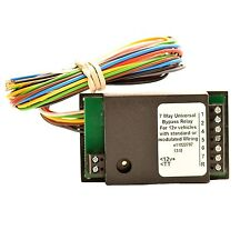 CANBUS 7 WAY SMART MULTIPLEX RELAY, BYPASS RELAY - VW GOLF TOWBAR RELAY