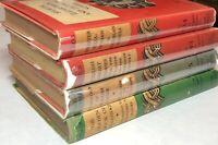 Everyman's Library ENGLISH PROSE Short Stories COLERIDGE Novels VG Hardcover Lot