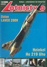 LOTNICTWO 12/09 LIBYAN AF COLOR_TORNADO IDS_GREEK AF_RSAF_ALBANIAN AF_WW2 He219