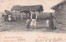URUGUAY - En el campo 1902