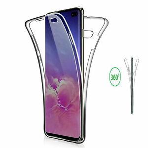 Handy Hülle Xiaomi MI 10 T /  MI 10 T Pro  360 ° Full Body Hülle Tasche Case