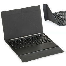 """iRULU 10.1"""" Keyboard Case Cover Ultra thin Stand for Walknbook W10 W20 Tablet PC"""
