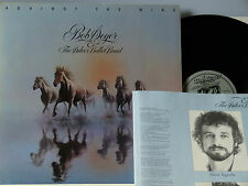 Bob Seger&Silver Bullet Band -Against The Wind   Insert  D-1980  Capitol 86097