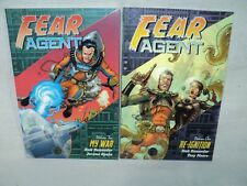 Fear Agent Volume 1-2 TPB SET Rick Remender Tony Moore Image Dark Horse (ts 160)