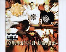 CD GANG STARRmoment of truth1998 NEAR MINT (A4814)