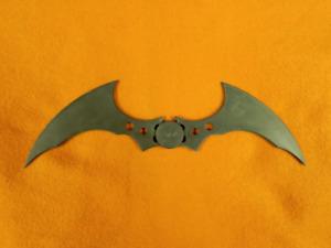 3D Printed ABS Plastic Batman Arkham Asylum/City/Knight Folding Batarang
