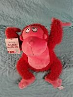 """HALLMARK VALENTINE'S DAY  ANIMATED APE PLUSH SINGS  """"SHOUT""""  BOBS UP & DOWN  NWT"""