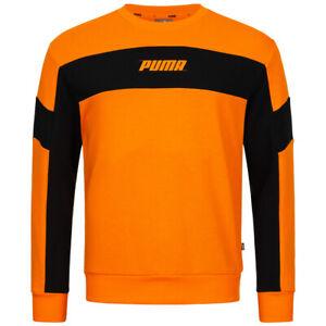 PUMA Rebel Crew Herren Sport Trainings Freizeit Mode Sweatshirt 844140-45 neu