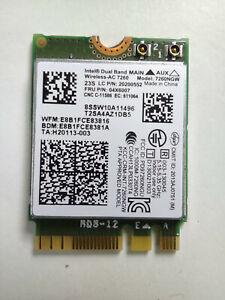 Lenovo Thinkpad L440 T440S W540 X240 X1 2nd Gen WiFi Wireless Card 04X6007