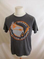 * T-shirt Diesel Gris Taille L à - 53%