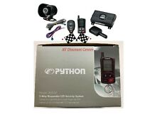Python 3305P 2 Way Responder Security System With Keyless Entry Viper Clifford