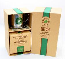 VietBeans Giftset Organic - Exklusives Kaffeegeschenk in hochwertiger Verpackung