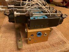 Sperry Vickers Eaton Mcd 4352 Hydraulic Manifold Circuit Design Valve