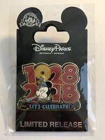 Cast Exclusive Bolo Lanyard - Mickey's 90 Disney Pin (B)