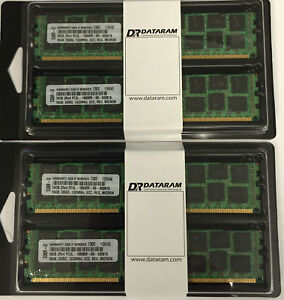 64GB (4X16GB) MEMORY FOR  Dell PowerEdge T620