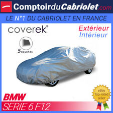 Bâche Bmw F 12 - Coverek®  : Housse de protection auto mixte