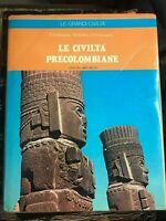 """""""LE CIVILTA' PRECOLOMBIANE"""" SWANSON-BRAY-FARRINGTON, CASA DEL LIBRO MELITA"""