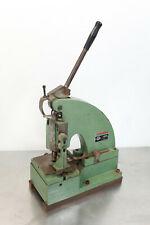Di Acro Punch No 1 Arbor Press 16 Gauge Punch Machine Made In Usa