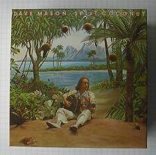 DAVE MASON - SPLIT COCONUT PROMO BIG BOX für JAPAN MINI LP CDs NEU!