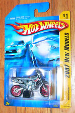 2007  Hot Wheels  New Models  Wastelander #11/180  sq.bl.