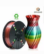 PLA Filament 1.75mm Rainbow Multicolor, ERYONE Multicolor Filament PLA 1.75mm UK