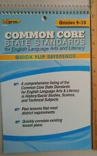 Quick Flip Reference, Common Core Grs. 9-10