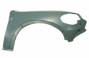 Bmw X5 E70 2007-2010 Front Wing Primed With Indicator Washer Hole Driver Side
