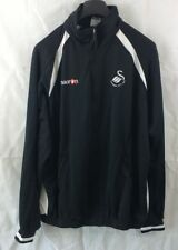 Men's Swansea City football supporters tackie top jacket size 4XL (XXXXL)