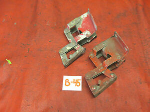 MG Midget Austin Healey Sprite Original Hood Hinges, Matched Set, VGC!!