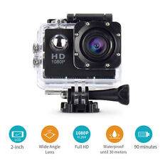 SJ4000 1080P HD Waterproof Sports DV Video Action Camera As Gopro Black Col - 112814696291