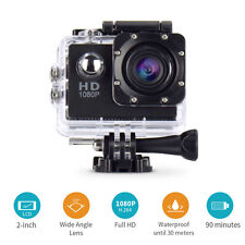 SJ4000 1080P HD Waterproof Sports DV Video Action Camera As Gopro Black Col