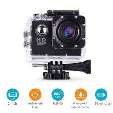 SJ4000 1080P HD Waterproof Sports DV Video Action Camera as Gopro Black Color