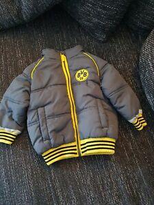 1x Baby BVB Winterjacke Gr 92