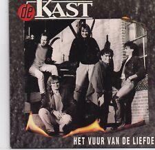 De Kast-Het Vuur Van De Liefde cd single