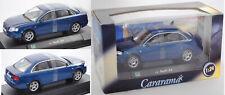 Cararama 125036 Audi A4 3.2 FSI quattro dunkel-grünblaumetallic, 1:24