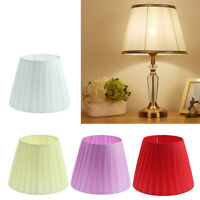Fabric Lampshade Floor Light Table Lamp Shade Multi Color Long Life Service