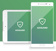 AdGuard 1 PC and 1 mobile device Lifetime Premium license
