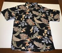 Third Coast Brand Hawaiian Men's Shirt Size XL Short Sleeve Casual 100% Rayon