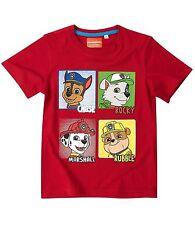 Paw Patrol T Shirt Kurzarm Hunde tolle gro�Ÿe Motive Gr 98 104 110 116 128