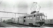 8E900C NEGATIVE/RP 1940s? KEY SYSTEM RAILWAY ARTICULATED BRIDGE UNITS #159