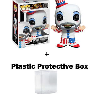 """Movies  4"""" Captain Spaulding PVC Action Figure Toy 58# Collection Kid Xmas Gift"""