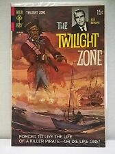 The Twilight Zone #29 (Jun 1969, Western Publishing) 9.0