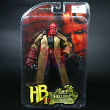 "Mezco Hellboy Golden Army HB 7"" Action Figure Smoking Ver. Series 2 1:12 Doll"