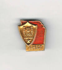 Old Russian BREST FORTRESS 'Hero City' pin badge (WWII/Soviet Union/USSR)
