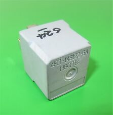 624-Ford & Jaguar (1999-2015) FoMoCo 4-Pin Grey Relay 4F1T-14B192-BA H8QTB