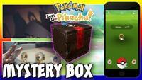 Pokemon Go Mystery Meltan Box Lure Possible Shiny!! Safe