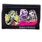 Monster High Black Wallet