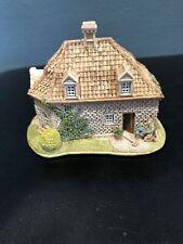 Lilliput Lane Vanburgh Lodge Mint in Box With Deed.1995/1996-00759 w/Box.